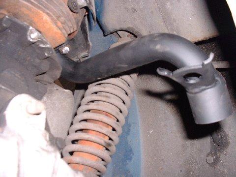 www smallframes com Smallframe Vespa exhaust replacement